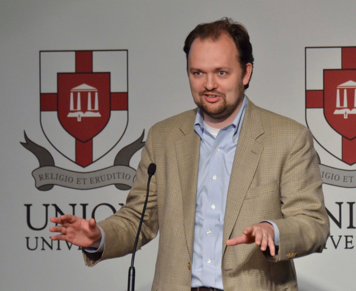 Ross Douthat – GUILTY